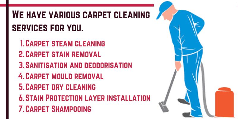 Carpet Cleanings Sydney